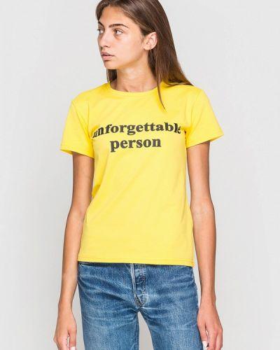 Футболка желтый Keepstyle