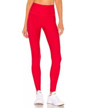 Spodnie z wysokim stanem sportowe elastyczne Alo
