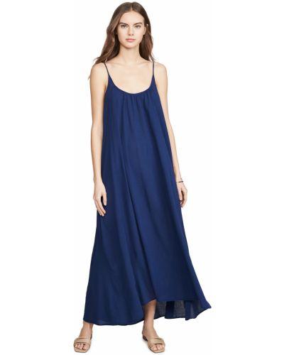 С ремешком платье с декольте с оборками 9seed