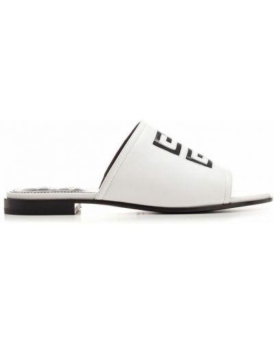 Sandały - białe Givenchy