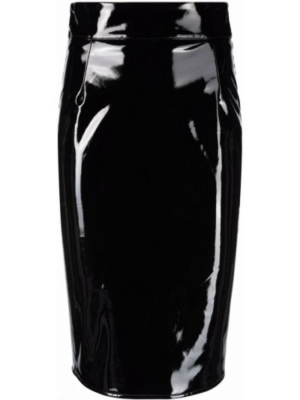 Черная юбка карандаш John Richmond