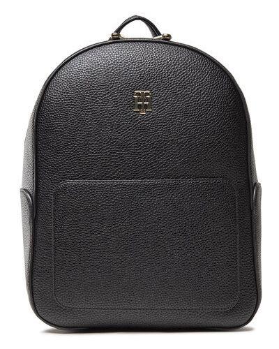 Czarny plecak Tommy Hilfiger