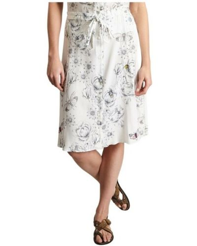Biała spódnica Cacharel