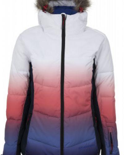 Куртка с капюшоном утепленная спортивная Exxtasy