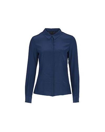 Блузка с длинным рукавом приталенная длинная Luisa Spagnoli