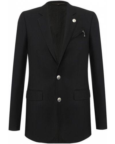 Пиджак однобортный на пуговицах Givenchy