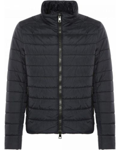 Текстильная синяя куртка Fabi