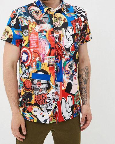 Рубашка с короткими рукавами Pavel Yerokin