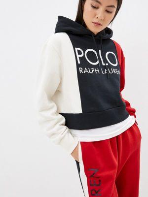 Разноцветное худи Polo Ralph Lauren