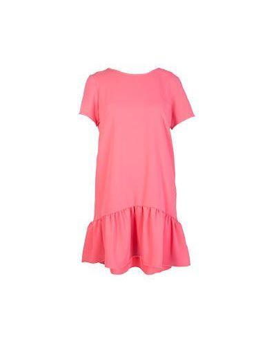Розовое вечернее платье P.a.r.o.s.h.