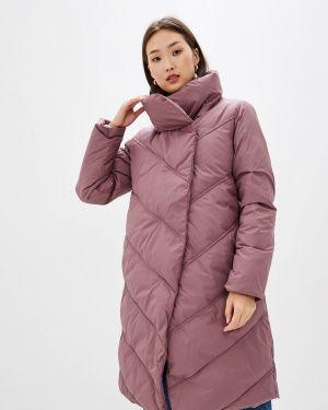 Зимняя куртка осенняя фиолетовый Zarina