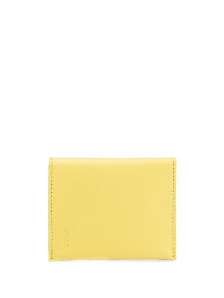 Желтый кошелек Ally Capellino