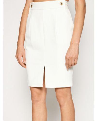 Biała spódnica ołówkowa Marciano Guess