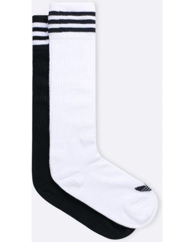 Черные носки хлопковые Adidas Originals