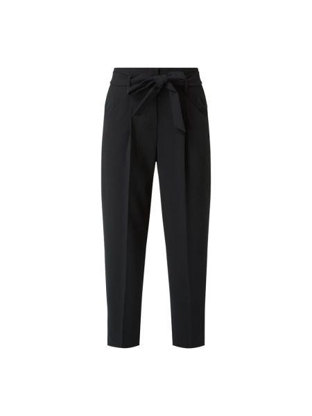 Czarne spodnie Luisa Cerano
