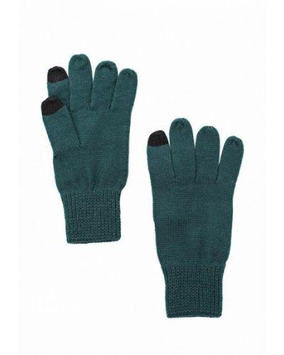Зеленые перчатки Topman