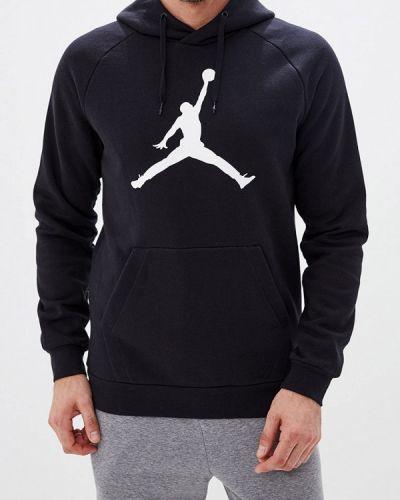Толстовка черная Jordan