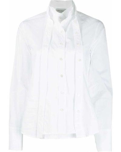 Рубашка с воротником с манжетами Balossa White Shirt