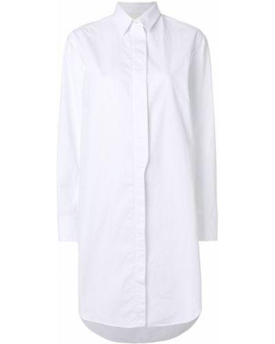 Белое платье Cédric Charlier