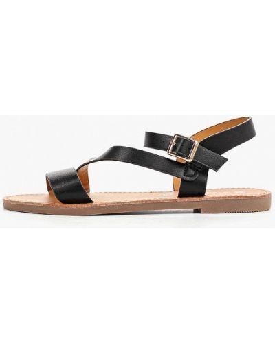 Сандалии черные Style Shoes