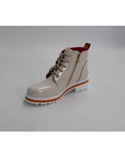 Ботинки - оранжевые Gabis
