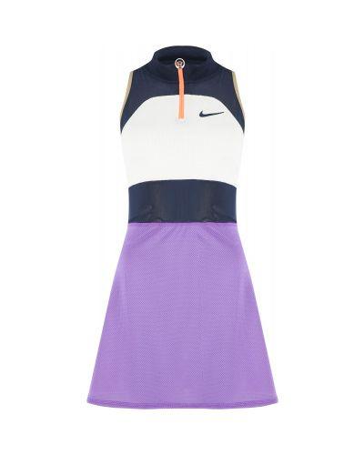 Спортивное платье - фиолетовое Nike
