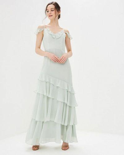 Платье макси декаданс льняное True Decadence