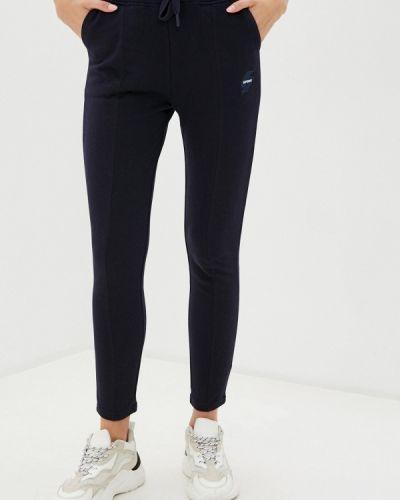 Синие спортивные брюки Superdry