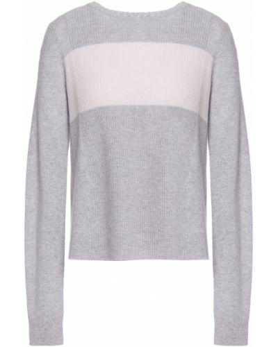 Серый кашемировый свитер Duffy