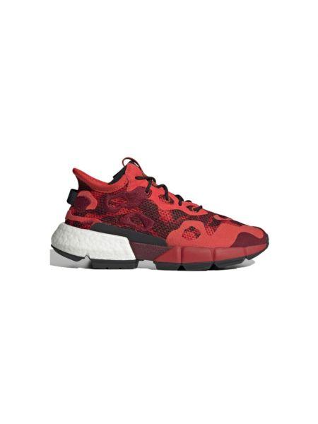 Sneakersy - czerwone Adidas Originals