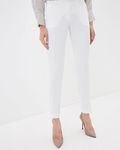 Белые классические брюки Guess Jeans