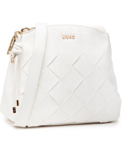 Biała torebka crossbody Liu Jo