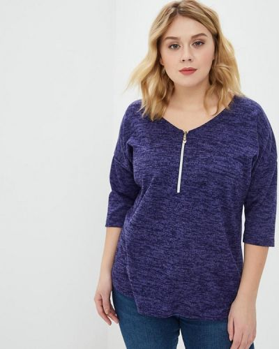 Пуловер фиолетовый Blagof