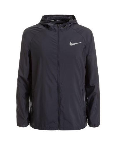 Куртка с капюшоном спортивная для бега из полиэстера Nike