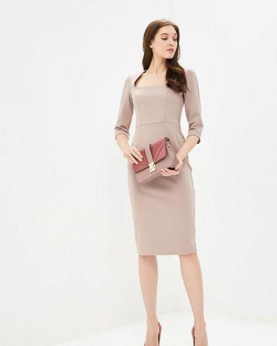 Платье - бежевое Anrostore