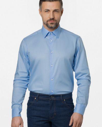 Голубая рубашка с длинным рукавом Arber