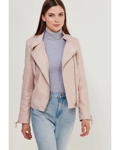 Кожаная куртка весенняя Grand Style