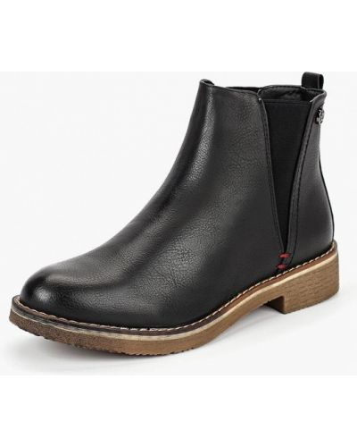 Кожаные ботинки осенние Super Mode