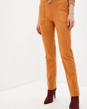 Брюки - оранжевые Nemes