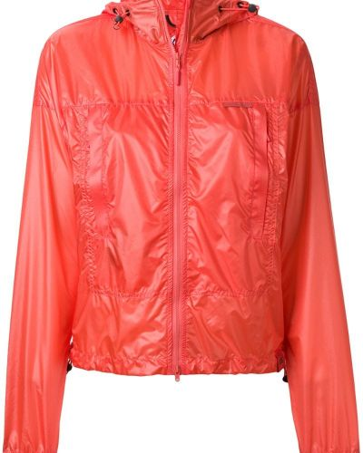 Куртка с капюшоном узкого кроя укороченная Canada Goose