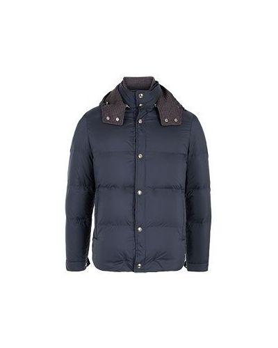 Синяя куртка Cortigiani