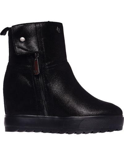 Полусапожки черный Armani Jeans