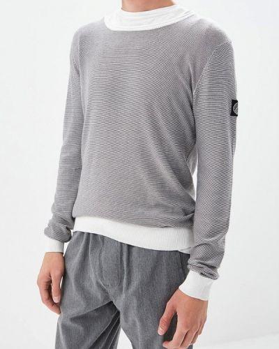 Серый джемпер осенний Hopenlife