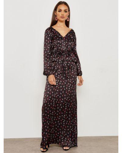 Платье с V-образным вырезом Lost Ink.