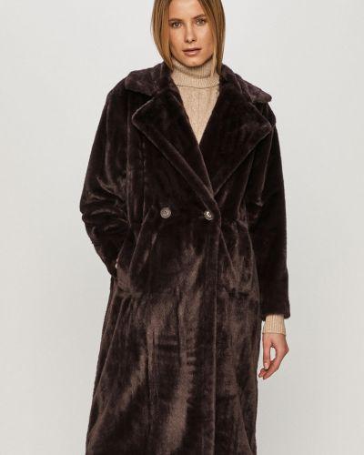 Klasyczna kurtka z kapturem zapinane na guziki Vero Moda