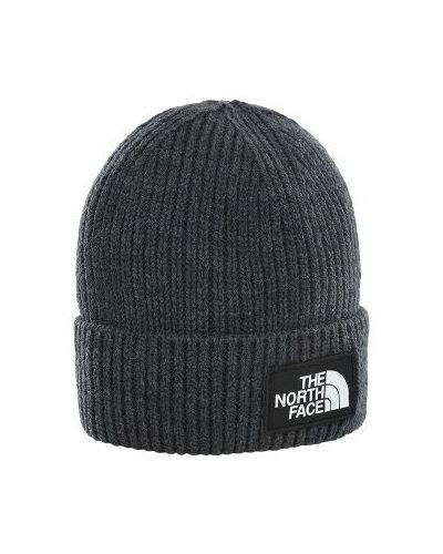 Czapka beanie - szara The North Face