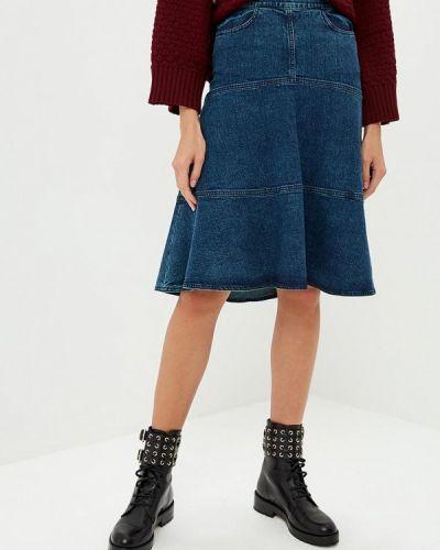 Джинсовая юбка 2018 осенняя See By Chloe