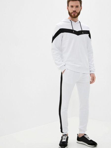 Белый костюмный костюм Aarhon