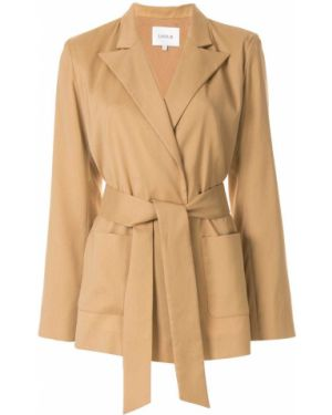 Куртка с запахом Layeur