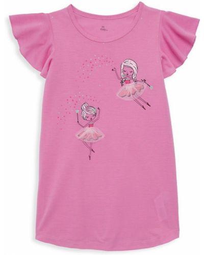 Różowa koszula nocna Petit Lem